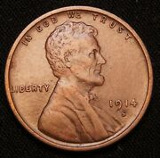 1914-s Lincoln Wheat Cent, Key Date