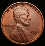 1926-s Lincoln Wheat Cent, Key Date