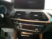 Temperature Control Automatic Ac Front Fits 18 Bmw X3 1690204