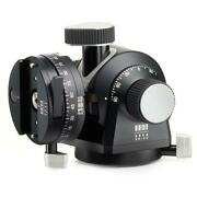 Arca Swiss D4 Geared Tripod Head With Quick Set Monoballfix Plate Not Included