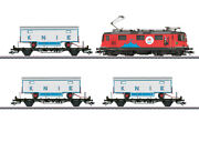 Marklin 26615 100 Years Of The Swiss National Circus Ho Gauge Electric Train Set