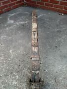 56-62 57 58 59 60 61 Corvette Leaf Spring. One. Gm3751438 250-e8. Read
