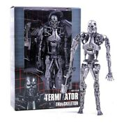 7andquot The Terminator T-800 Endoskeleton B17p 1974a Action Figure Toys Hot