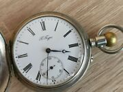 Vintage Pocket Watch.pavel Bure.supplier To His Majesty's Court.ussr