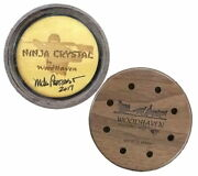 Woodhaven Calls The Ninja Crystal Turkey Game Call Wh087 Wh087