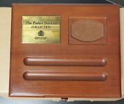 .parker Duofold Collection - Timber Desk Set - New Old Stock
