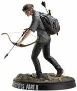 Dark Horse The Last Of Us Part Ii Ellie With Bow 8 Inch Action Figure