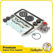 Timing Chain Kit Water Pump Fit 97-02 Ford F-150 E-150 Econoline Expedition 4.6l
