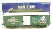 American Flyer 6-48355 S Scale 2004 Christmas Boxcar