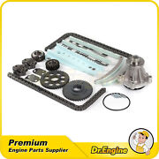Timing Chain Kit Water Pump Fit Ford F-150 E-150 Expedition 4.6l