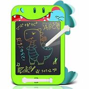 Lcd Writing Tablet Drawing Board - 10 Inch Erasable Electronic Doodle Coloring P
