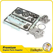Timing Chain Kit Oil Water Pump Set Fit 01-04 Lincoln Town Car 4.6l