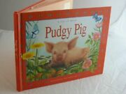 Pudgy Pig A Pop Up Book By Zoe Krause Book The Fast Free Shipping