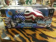 Muscle Machines And03941 Willys Coupe 118 Die Cast Car 2002 Kit Yr.