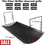 27 Inch Ash Pan Chargriller Replacement Parts For Char Griller Charcoal Grills