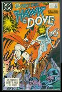 Hawk And Dove, 1989, 1 To 27, Not All, See List, + Mini Series 1988, 9.0-10.0