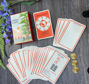 I Ching Cards 1971 Made In Switzerland Agmuller And 3 Coins Tarot Cards Complete