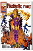 Fantastic Four V3 1111/981her As Ayeshaguardians Of Galaxycgc It9.6/9.81