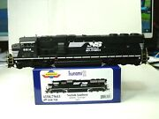Athearn Genesis Ho Scale Sd60m Tri-clops Locomotive Dcc And Sound Ns G75613