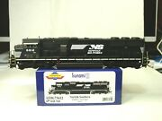 Athearn Genesis Ho Scale Sd60m Tri-clops Locomotive Dcc And Sound Ns G75612