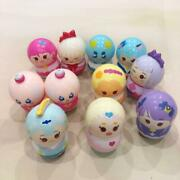 Precure Pretty Cure All Stars Cooand039nuts Figure Get Up Set Of 11 Ver.2 Rare