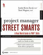 Project Manager Street Smarts A Real World Guide To Pmp Ski... By Wagner Terri