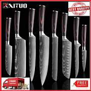Chefand039s Knives For Stainless Steel Kitchen Sharp Blade Free Shipping High Quality