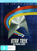 Star Trek The Original Series The Complete Series [new Blu-ray] Boxed Set, A