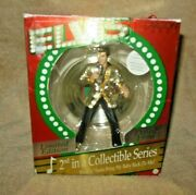 Carlton Cards Elvis Presley Musical Christmas Ornament Collectible 2 1996