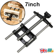 7 Inch Front Vise Woodworking Cast Iron Workbench Vise F/ Cabinet Maker Clamping