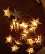 Christmas Yellow Beuti Gold Star Lights Sales Now