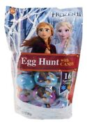 Easter Egg Hunt Disney Frozen 2 With Candy Surprise Inside 16 Ct.