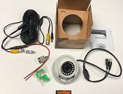 Color Marine Infrared Ir Camera+video Cable For Vesselview Mercury Vessel View