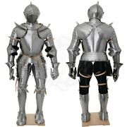 Medieval Knight Suit Of Armor Bettle Warrior Full Body Armor Suit Replica
