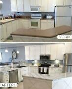 3m Countertop Vinyl Wrap With Protective 3m Overlay Not Cheap Contact Paper