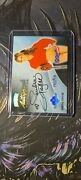 Sandra Taylor 2014 Bench Warmer Hockey Preview Autograph - Hard To Find Auto