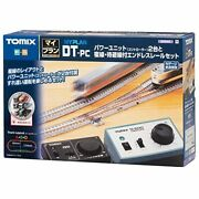 Tomix N Gauge Myplan Dt-pc F 90940 Track Layout A+b+d W/ Power Controller Set
