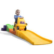 Step2 Up And Down Roller Coaster Ride-on Toy, Kids Car, Unicorn