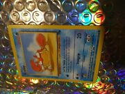 Krabby 51/62 Mint Condition Fossil Pokemon Card Wizards Of The Coast