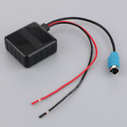 Car Bluetooth Audio Aux In Adapter Cable Cell Phone Pad For