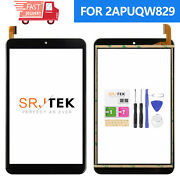For Onn Surf 8 Tablet Gen 2 100011885 2apuqw829 Touch Screen Digitizer Glass