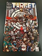 Culture Comics Target Patrick Lee Extremely Rare Pat Lee Early Work 1994
