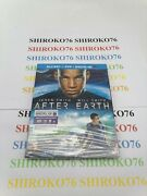After Earth Blu-ray/dvd, 2013, 2-disc Set, Includes Digital Copy Slipcover