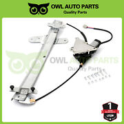 New For Ford Mercury Grand Marquis Front Right Power Window Regulator With Motor