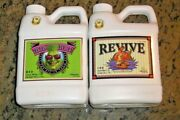 Advanced Nutrients Big Bud, Revive 500 Ml 2/pac Bundle Deal In Stock Fast Ship