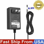 Ac Adapter Charger For Fluke Scopemeter 100 120 Series 123 124 125 Scope Meter