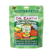 Natural Mini's Home Grown Tomato, Vegetable And Herb Fertilizer, Dr. Earth Organic
