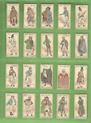 Gg1. Set50 1923 Characters Charles Dickens John Player Cigarette Cards