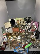 Huge Antique Vintage Junk Drawer Resell And Collectibles Lot Sale 175.00
