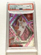2018 Spectra Trae Young Neon Pink 7of25 Rc 16 Psa 10 Very Rare 🔥🔥pop 3